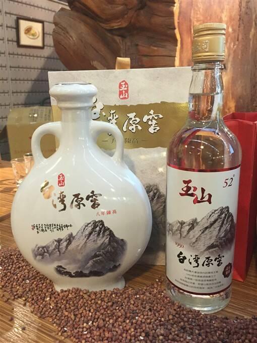 細緻夠勁  台灣原窖玉山高粱揭秘